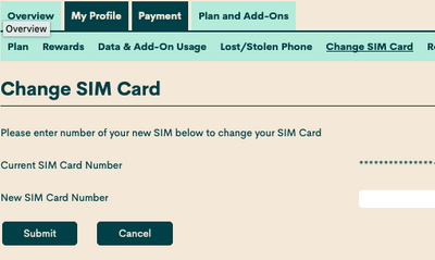 HOW TO CHANGE YOUR SIM CARD #