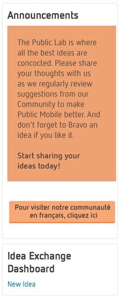 Public Mobile - 'Public Lab' Community Forum - Announcements