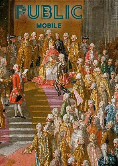 The Public Mobile Oracle Knighting Ceremony of January 7, 2021