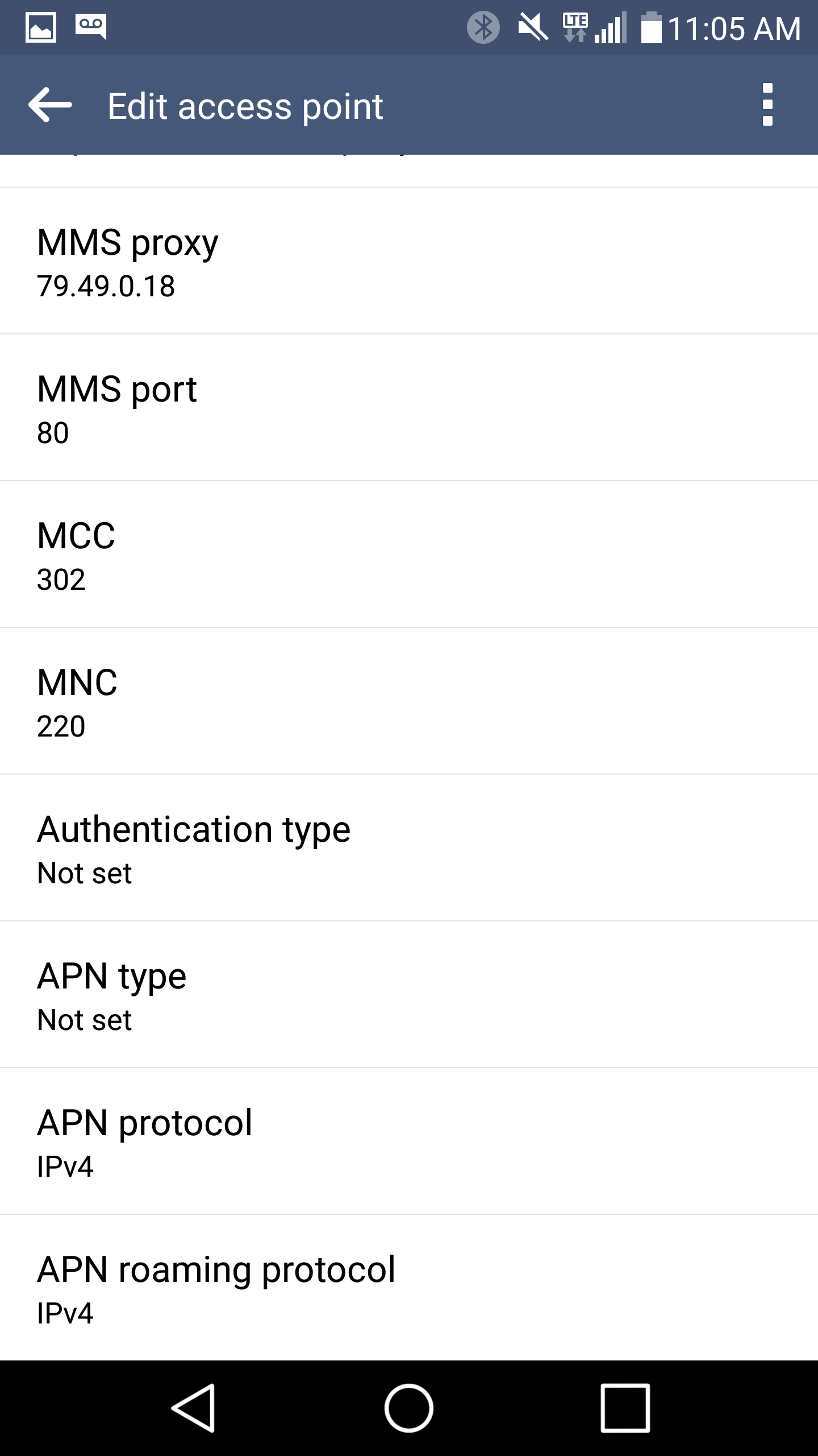 Solved: MMS Issues - LG G4, new Public Mobile plan - Community