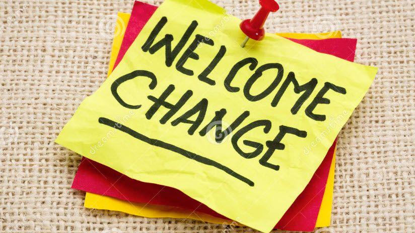 Welcome change.jpg