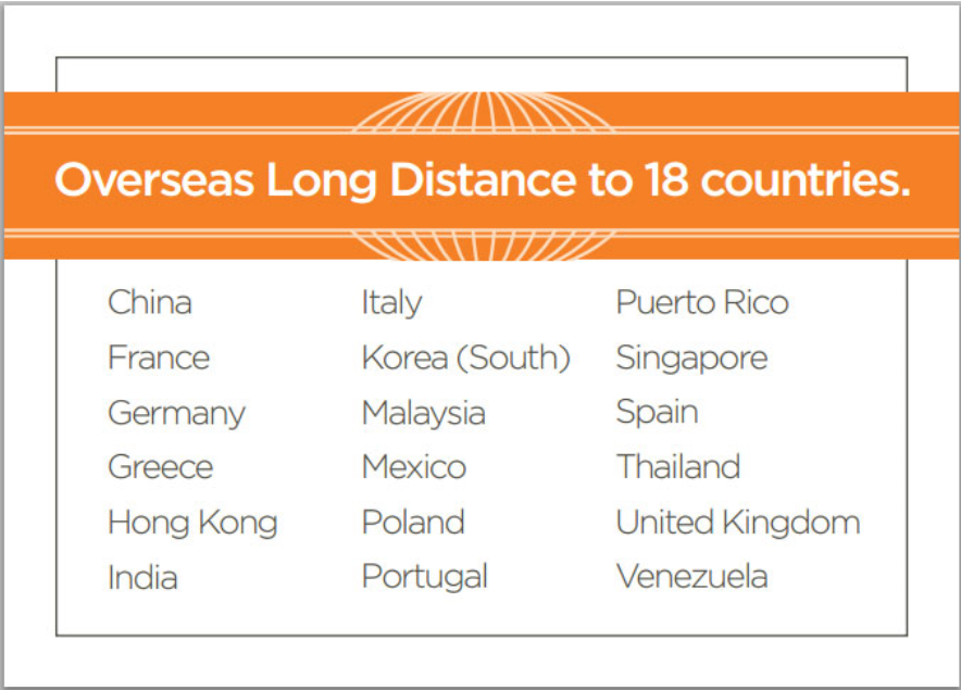 how to call long distance from canada telus