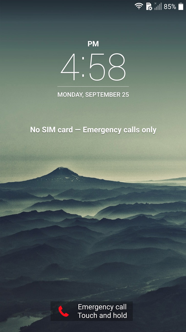 Solved: Invalid SIM Card - Community