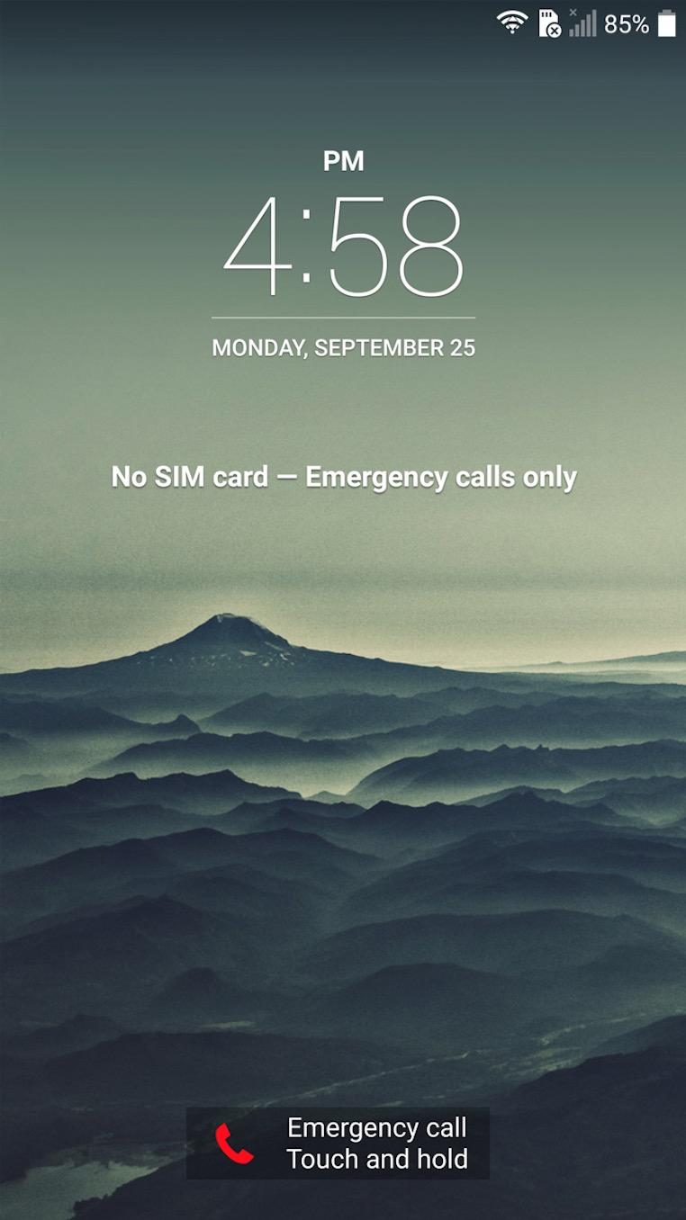 Solved: Invalid SIM Card - Community